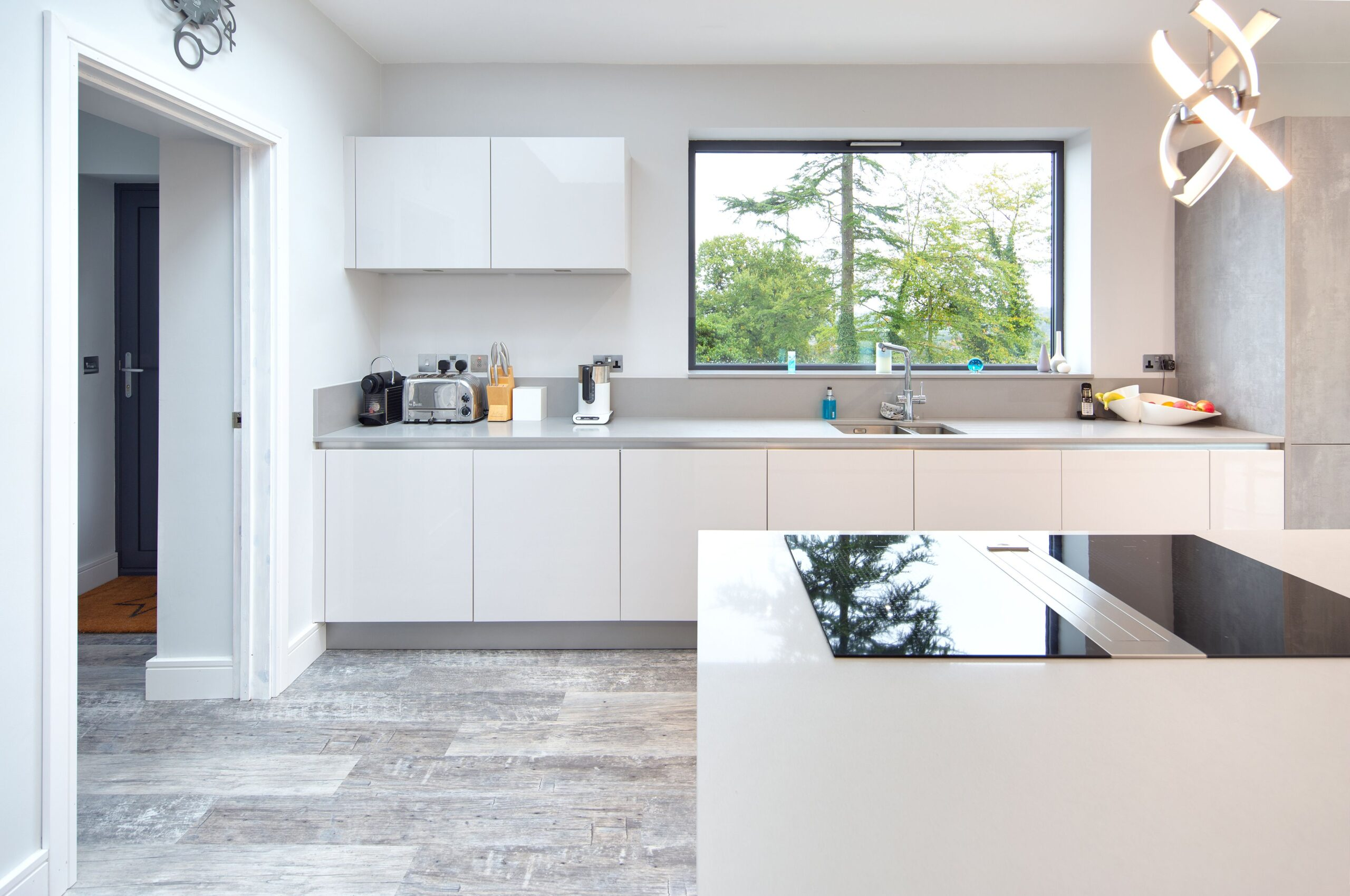 Simon Foote Architects Derby - Contemporary Residential Kitchen Extension